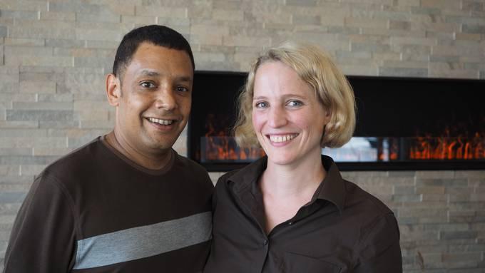 Serge Güntert und Corinne Siegfried sind noch bis Ende Februar Gastgeber im «Felsen».