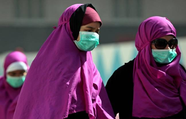 Die Mers-Erkrankung tauchte 2012 in Saudi-Arabien auf.