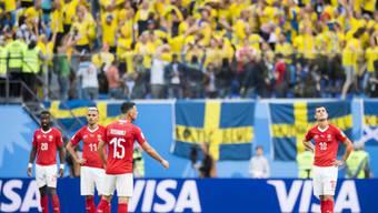 Die WM-Endrunde in Russland endete für die Schweiz mit dem enttäuschenden Ausscheiden im Achtelfinal gegen Schweden. Nun freuen sich die Schweizer Klubs über 1,6 Millionen Dollar WM-Prämien
