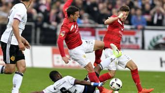 FC Winterthur - FC Basel, Cup-Halbfinal, 05.02.2017