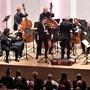 Konzert Kammerorchester Basel mit Geiger Sebastian Bohren als Ersatz für die erkrankte Patricia Koatchinskaja. Konzertsaal Stadttheater Olten Kultur Konzert Klassische Musik