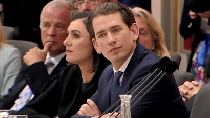 Österreichisches Parlament setzt Regierung von Kanzler Kurz ab
