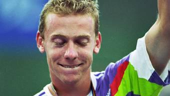 """Marc Rosset: """"Der Olympiasieg ist das Grösste, was ich geschafft habe, nicht nur in meiner Karriere, sondern überhaupt im Leben"""""""