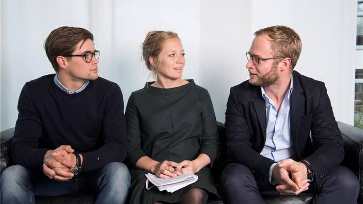 «Was muss besser werden?» – Fragen von Journalistin Anna an Radio-24-Geschäftsführer Florian und Michael Wanner, Geschäftsführer von Watson.