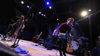 The Low Anthem am Stimmen-Festival 2012