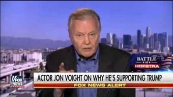 Jon Voight über Donald Trump