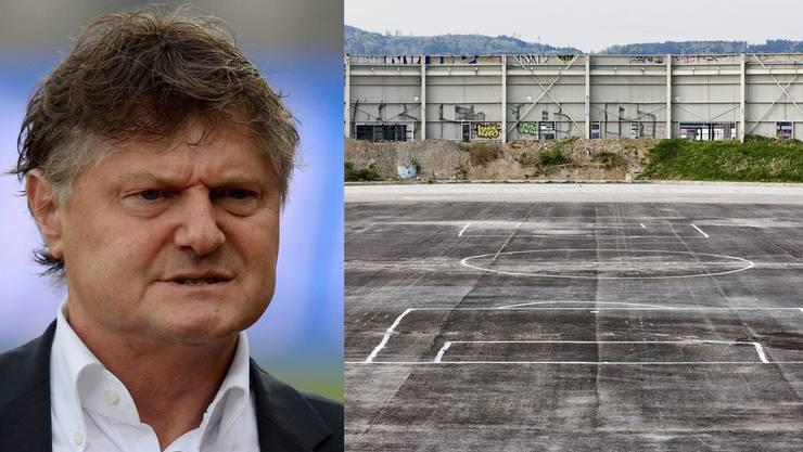 FCZ-Präsident Ancillo Canepa wünscht sich ein neues Stadion.