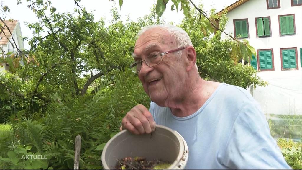 Raubüberfall geklärt: Jetzt spricht der 87-Jährige aus Beinwil am See
