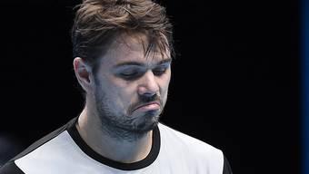 Hebt sich heute Abend gegen Marin Cilic Stan Wawrinkas Stimmung endlich wieder?