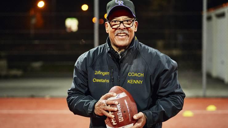 Kenny Austin hat in der Schweiz viel Erfahrung als Coach.