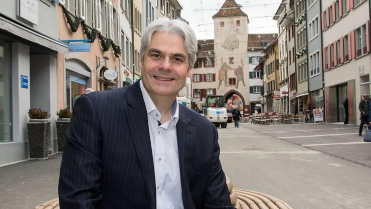 Lukas Ott: Der neue Leiter der Kantons- und Stadtentwicklung wird von der LDP begrüsst.
