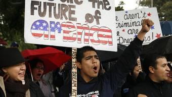 Ihr Traum ist geplatzt - der Senat hat den so genannten DREAM Act verworfen