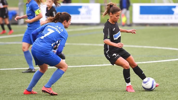 13 Punkte nach sieben Runden: Die FCA Frauen befinden sich derzeit auf dem vierten Platz in der NLB.