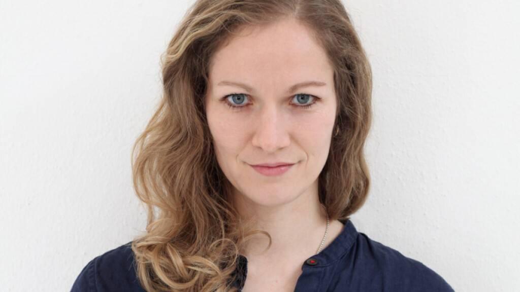 Die Künstlerin Stephanie Hess gewinnt den Unterwaldner Preis für bildende Kunst 2021.