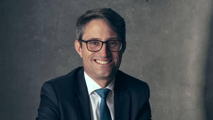 Lukas Engelberger (CVP) möchte im Oktober erneut in den Basler Regierungsrat gewählt werden.