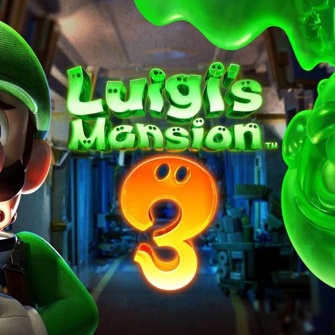 Luigi's Mansion 3 - Halloween für Gamer