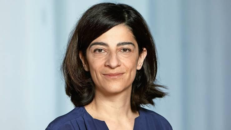 Elli Mosayebi, ETH-Architekturprofessorin