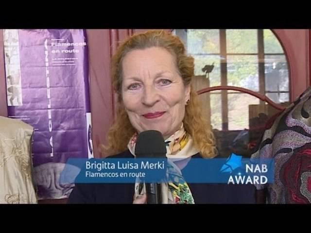 NAB-AWARD 2015 - Brigitta Luisa Merki (Kandidatin)