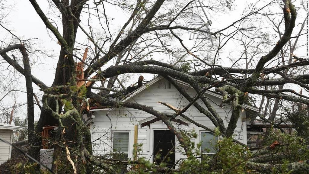 Hurrikan «Michael» wütet in den USA
