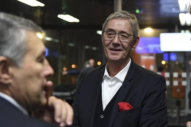 Auch CEO Roland Heri fliegt mit nach Russland.