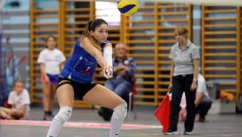 Volleyball NLA Sm'Aesch Pfeffingen; Ralitsa Vasileva