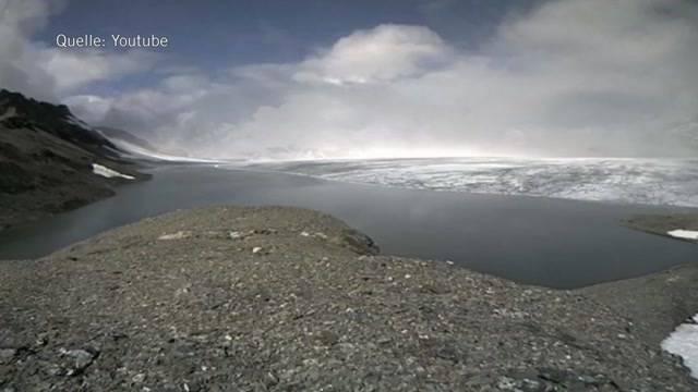 Gletscherseen füllen sich