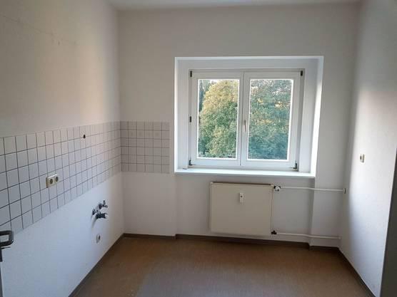 Küche leer: Wohnungen in Deutschland sind oft ohne Küche vermietet.