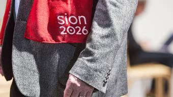 Sollte die Schweiz den Zuschlag für die olympischen Winterspiele 2026 erhalten, möchte der Bundesrat das Megaprojekt mit bis zu 994 Franken aus der Bundeskasse unterstützen.