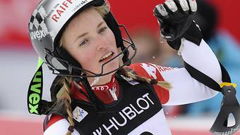 So stürzte Lara Gut im Slalom der Super-Kombination