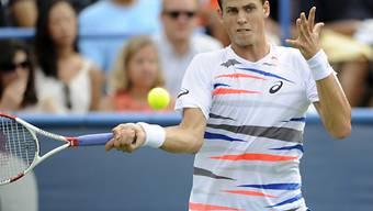 Vasek Pospisil erster Gegner von Federer in Cincinnati
