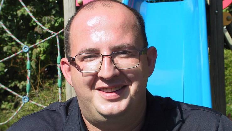 Simo Ilic (36) aus Schlieren.