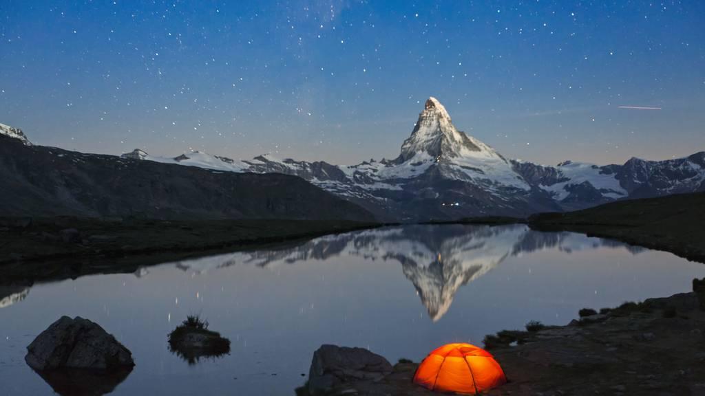 Diese Regeln gelten beim Wildcampieren in der Schweiz