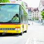 Die Postautos von und nach Aarau konnten die Anschlüsse nicht mehr immer gewährleisten.