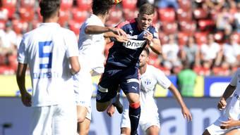 Florian Kamberi trifft zum 3:2
