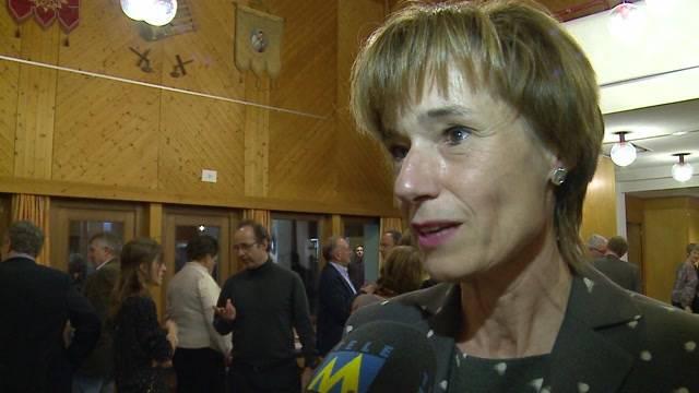 Ruth Humbel kandidiert im 2. Wahlgang