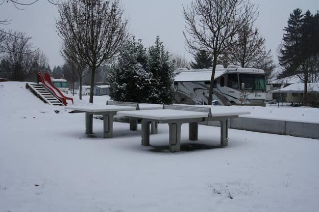 Wintersportart Tischtennis