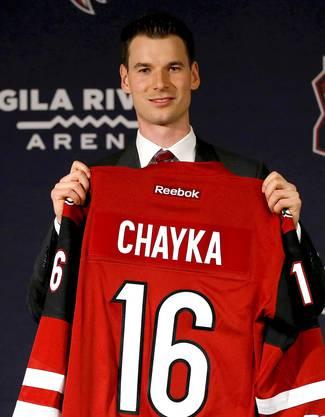 John Chayka heisst der neue General Manager der Arizona Coyotes