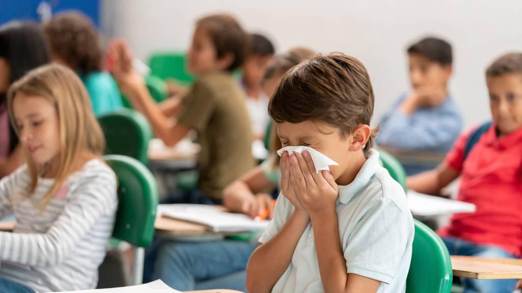 «Ein Kind mit Schnudernase darf in die Schule»