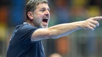Martin Rubin und Wacker Thun stehen im Playoff-Final