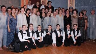 Die Fricktaler Bühne sucht Talente für die Produktion von 2014.