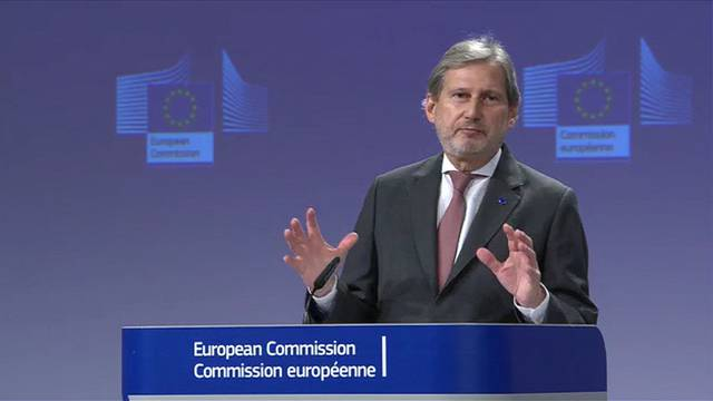EU äussert sich zu Rahmenabkommen mit der Schweiz