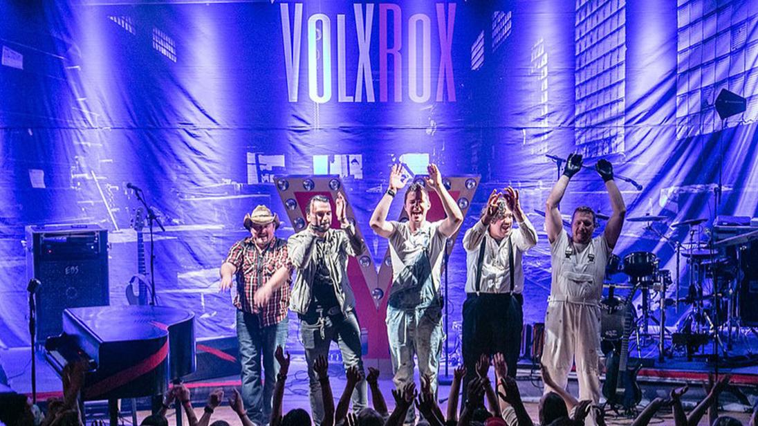 Volkxrox konzert foto