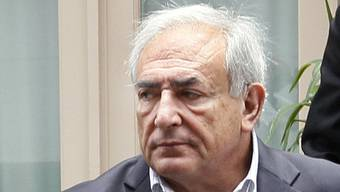 Strauss-Kahn in New York (Archiv)
