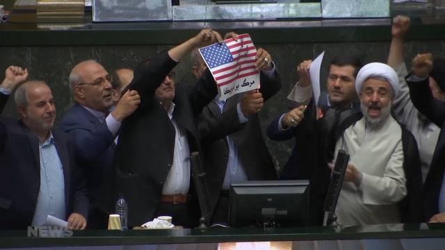 USA kündigen Iran-Atomabkommen