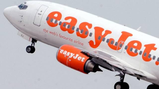Der Gewinn von Easy Jet steigt gegenüber dem Vorjahr (Archiv)