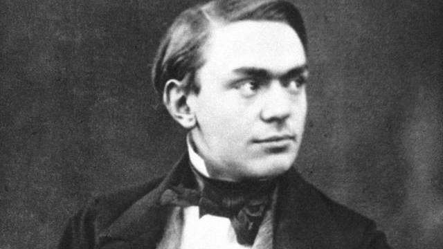 Alfred Bernhard Nobel verdiente viel Geld mit Sprengstoff und vermachte sein Vermögen einer Stiftung. Foto: HO