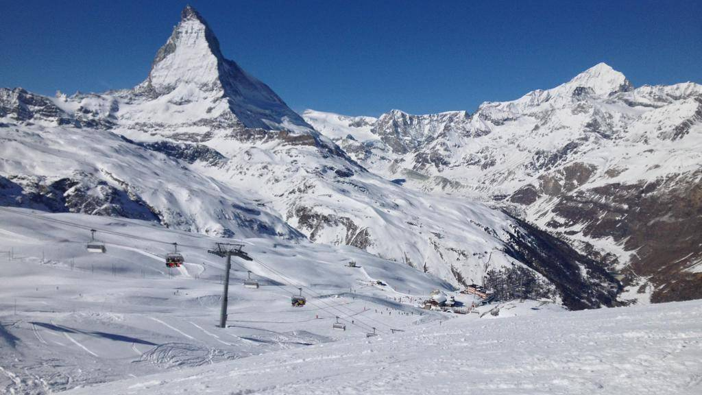 Luzerner stirbt bei Skiunfall in Zermatt