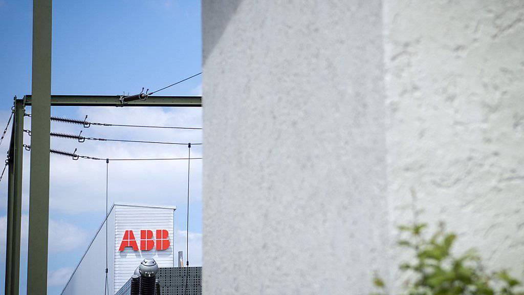 Bestätigte Gerüchte: ABB verkauft die Stromnetzsparte an den japanische Konzern Hitachi. (Archiv)