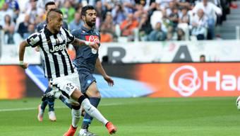 Pereyra trifft gegen Napoli zum 1:0