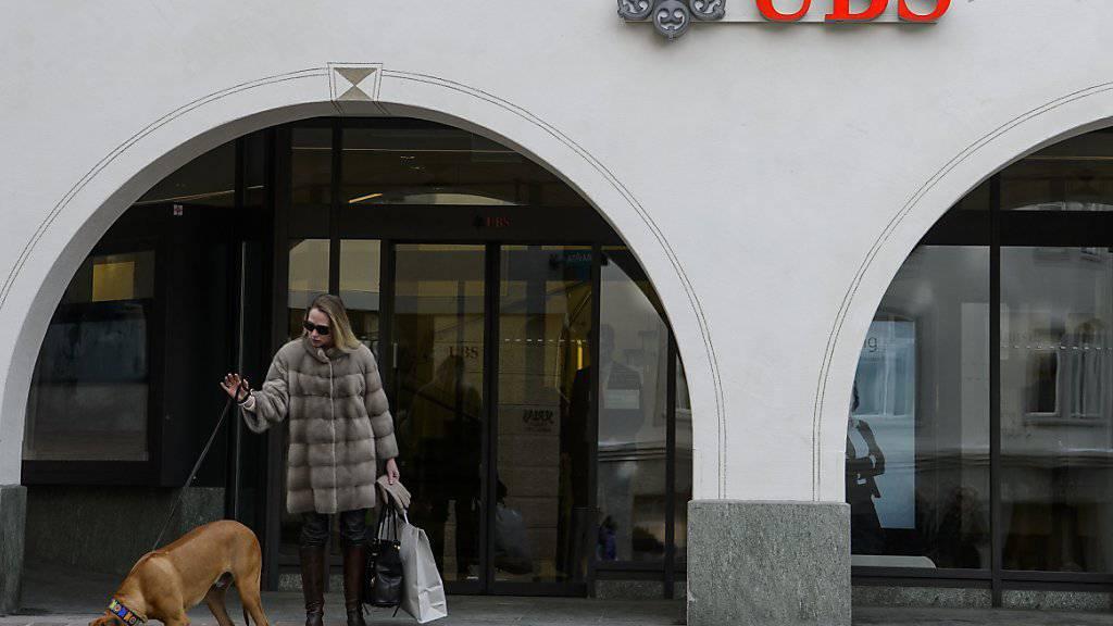 Der Gang zur Bank entfällt bei der UBS: Das Konto kann künftig auch digital eröffnet werden.